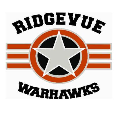 Image result for ridgevue warhawks logo
