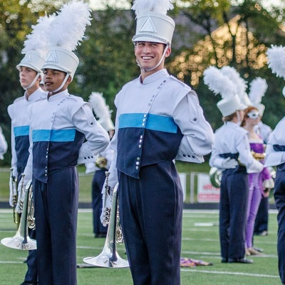 Hardin Valley Academy Marching Band 2018 | Snap! Raise