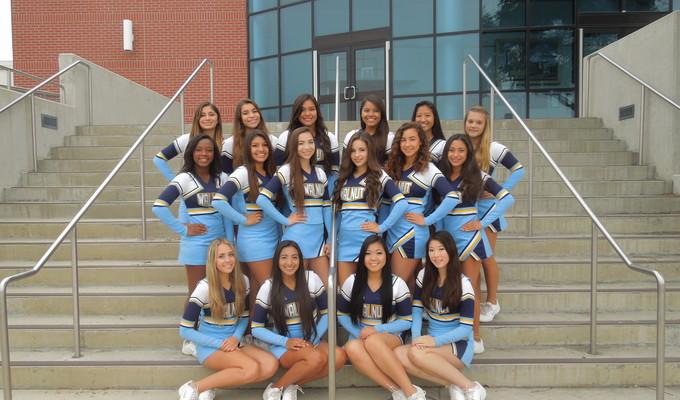 Walnut High School Cheerleading 2015 | Snap! Raise