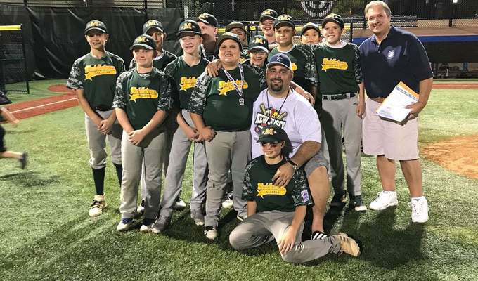 Gaetano Alfano Needs Your Help To Support Middletown All Stars 12u Little League Baseball